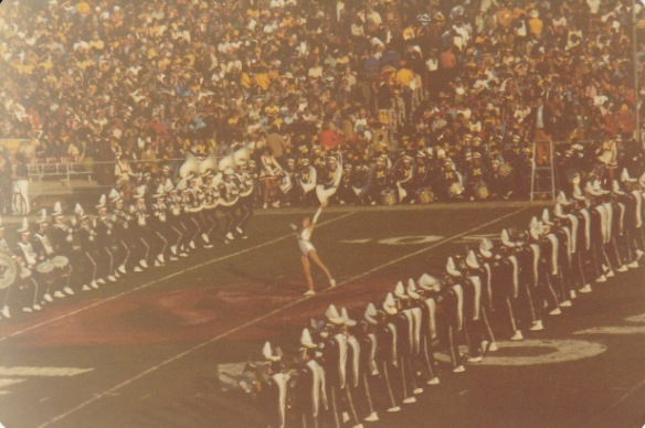 Husky Band Sheri Leonard Rose Bowl